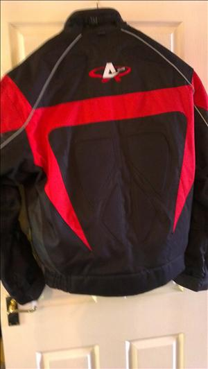 Akito Dura Guard motorbike jacket